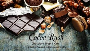 Chocolate Lesson (5-9yrs) | Cocoa Rush Chocolate Shop & Cafe @ Cocoa Rush Chocolate Shop & Cafe | Rydalmere | New South Wales | Australia
