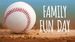Sydney Blue Sox Family Fun Day