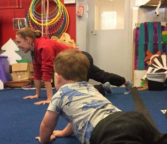 Kinder Gym