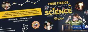 Fizzics Science Show | Winston Hills @ Winston Hills Mall | Winston Hills | New South Wales | Australia