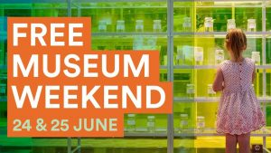 Free Museum Weekend | Australian Museum, Powerhouse & Museums Discovery Centre @ Various