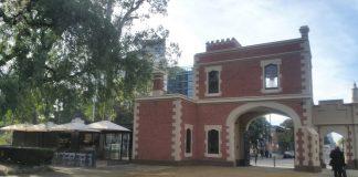 Grounds Keeper Cafe Parramatta Park