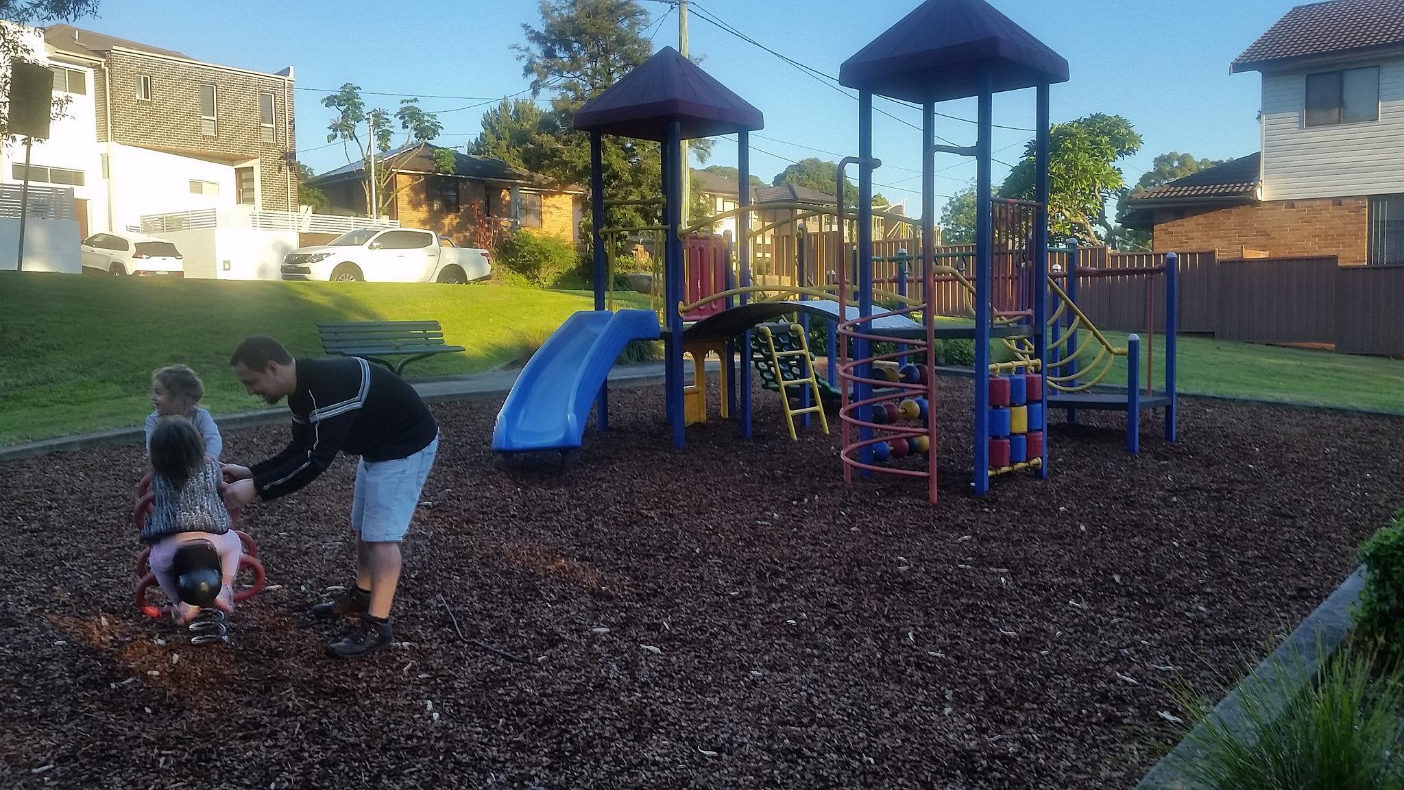Jenkins Reserve Local Playground Dundas Ermington