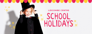 School Holiday Fun | Lidcombe Centre @ Lidcombe Centre | Lidcombe | New South Wales | Australia