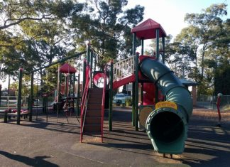 North Rocks Park Playground Carlingford