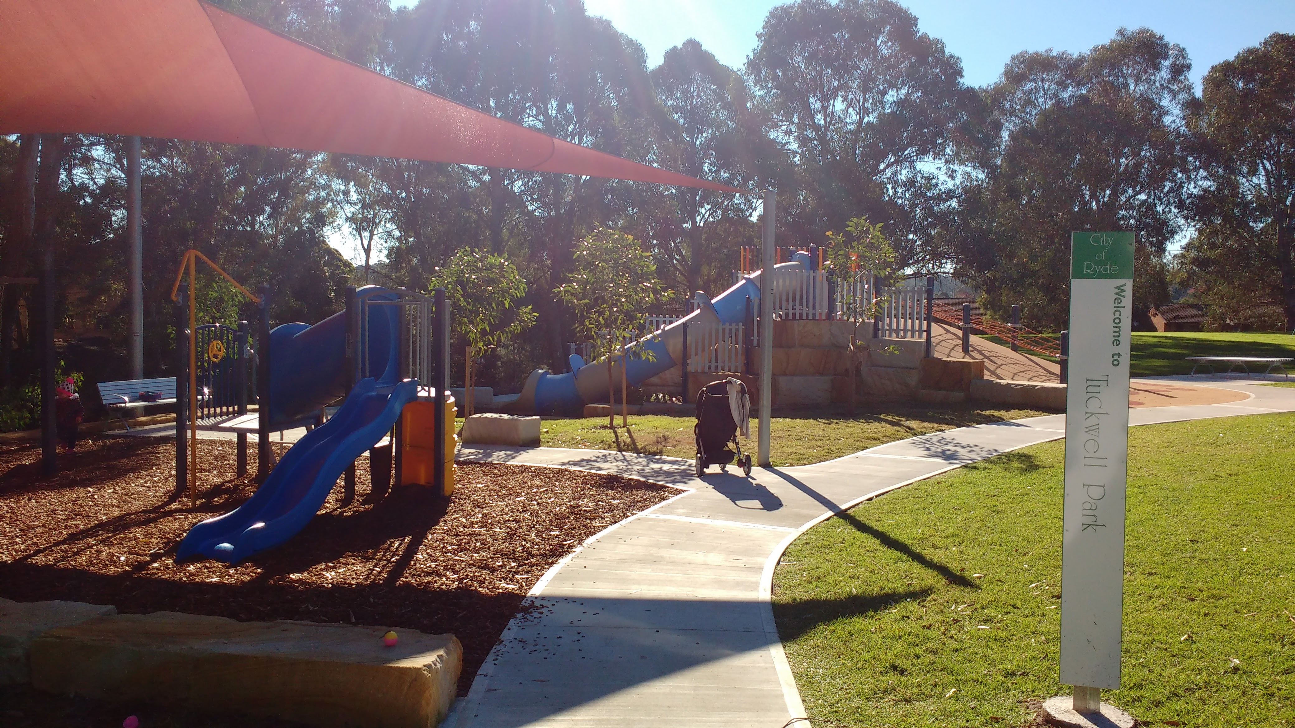 Tuckwell Park Playground Review