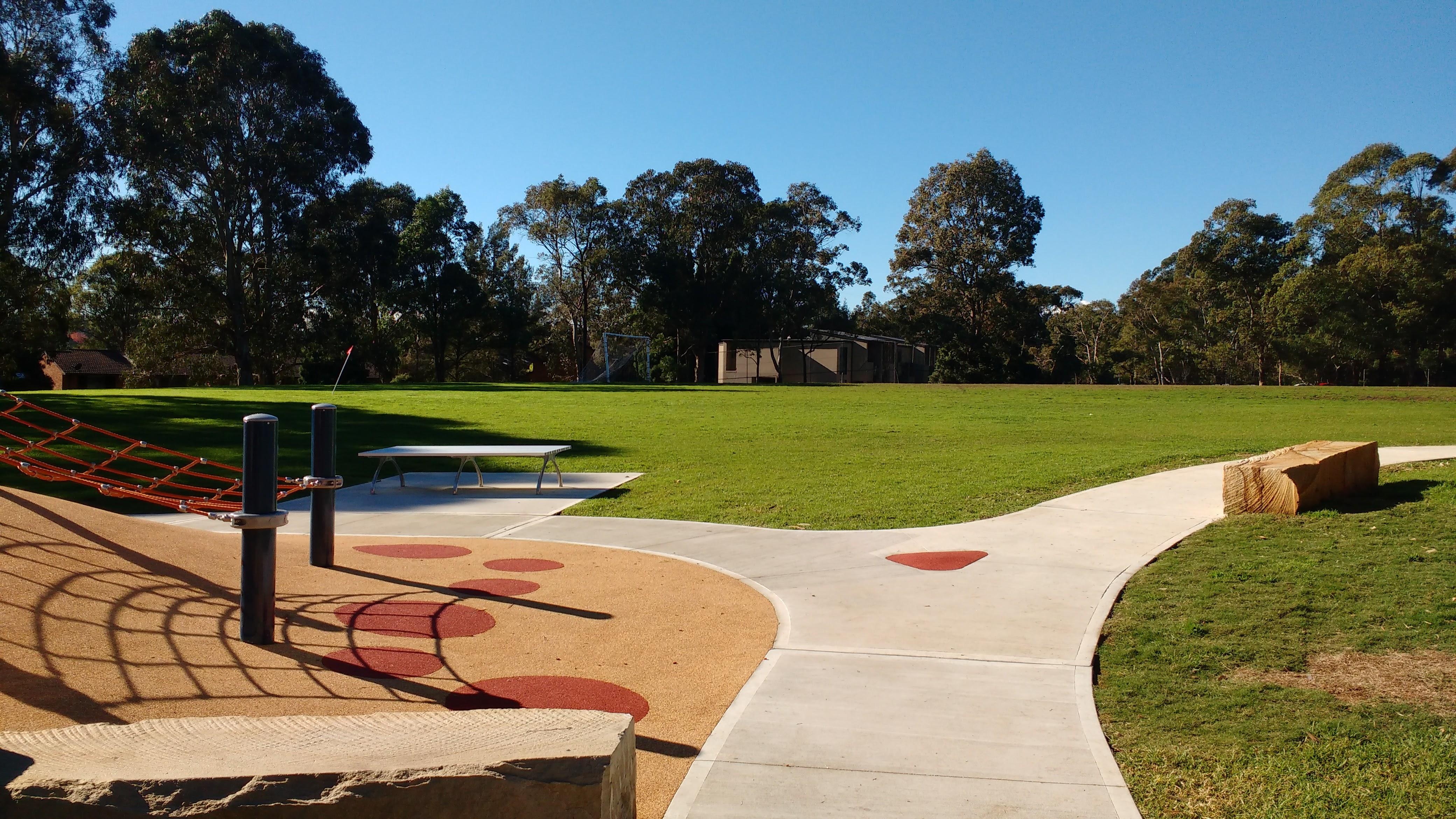 Tuckwell Park