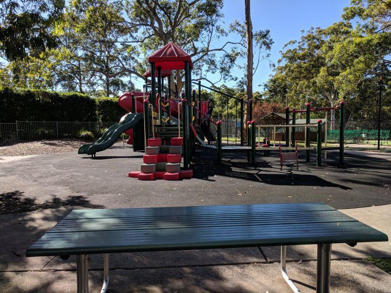 North Rocks Park Playground Carlingford