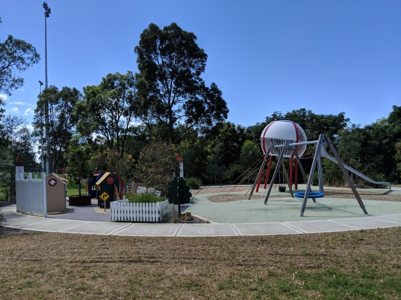 Golden Jubilee Field Playground Wahroonga