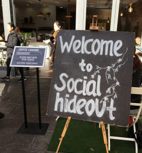 Social Hideout Cafe Review