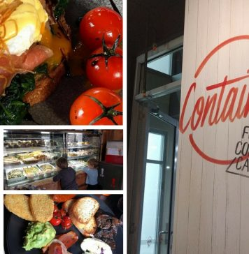 win a family breakfast the container