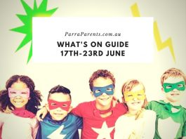 What's On Guide 17th to 23rd June