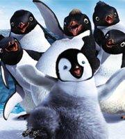 Happy Feet Movie | Riverside Cinema @ Riverside Theatres | Parramatta | New South Wales | Australia