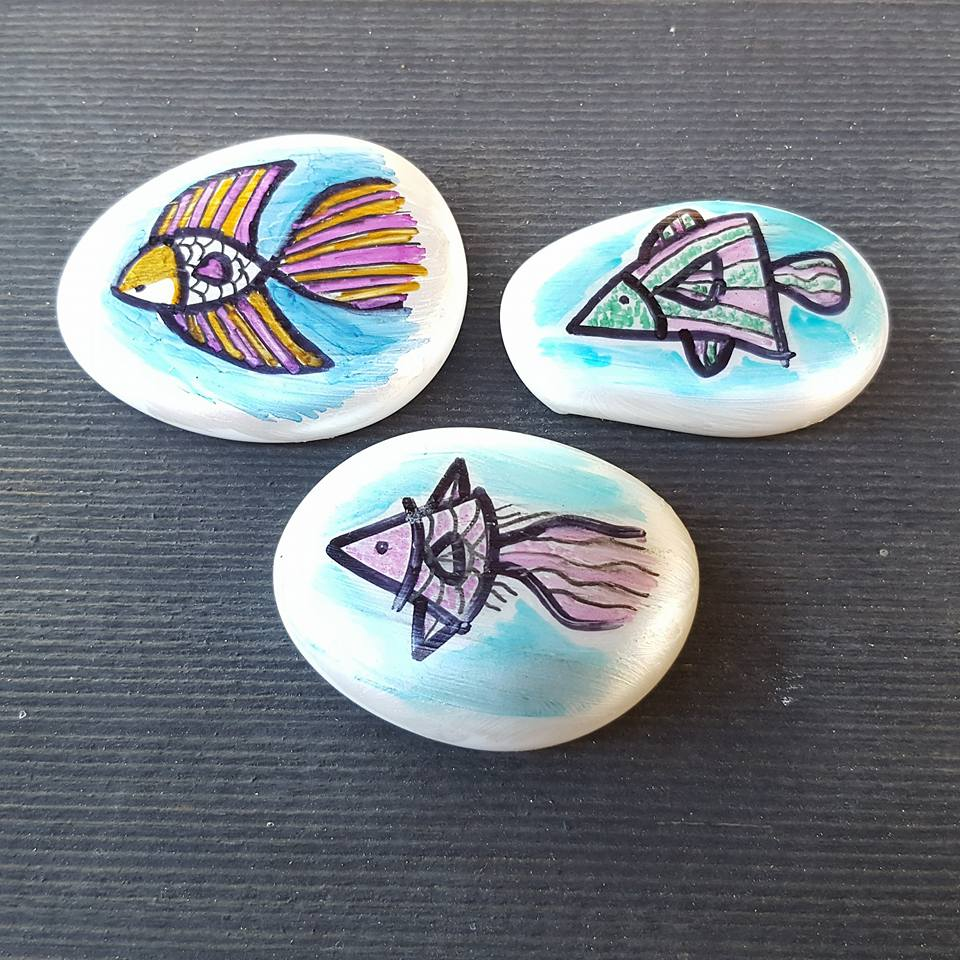 Kindness Rocks Painted Rocks