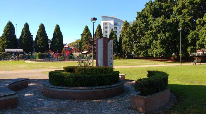 Lidcombe Remembrance Park