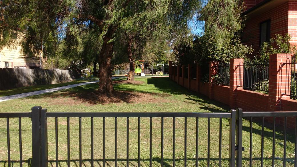 Rosslyn Blay Park