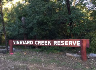 Vineyard Creek Reserve