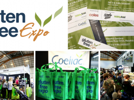 WIN Tickets to the Gluten Free Expo