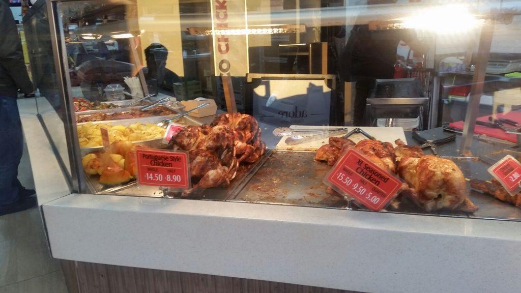 Portico Chicken