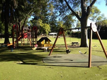 Forest Park Playground Upgrade