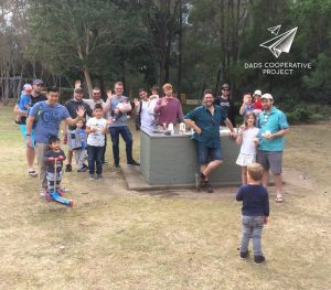 Dads and Kids Breakfast | Parramatta Park @ Pavilion Flat bbq area, near George St Gatehouse | Parramatta | NSW | Australia