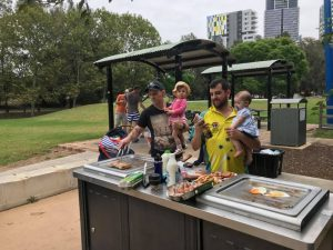 Dads and Kids Breakfast | Parramatta @ James Ruse Reserve | Parramatta | New South Wales | Australia