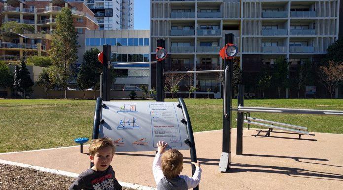 Jubilee Park Parramatta