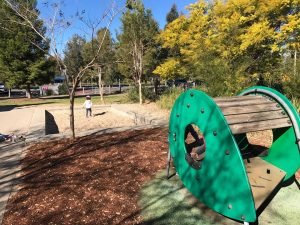 Plough and Harrow East Playground Western Sydney Parklands