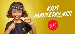 Grill'd Kids Burger Masterclass | Westfield Parramatta @ Westfield Parramatta, Grill'd - Level 4 near the Cinemas | Parramatta | New South Wales | Australia