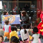 Paint Parra REaD Redsee Riverside Theatres Spot On Children's Festival Guide