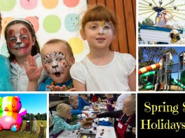 Spring School Holidays Guide
