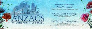 ANZAC Craft Workshops | Winston Hills Mall @ Winston Hills Mall | Winston Hills | New South Wales | Australia