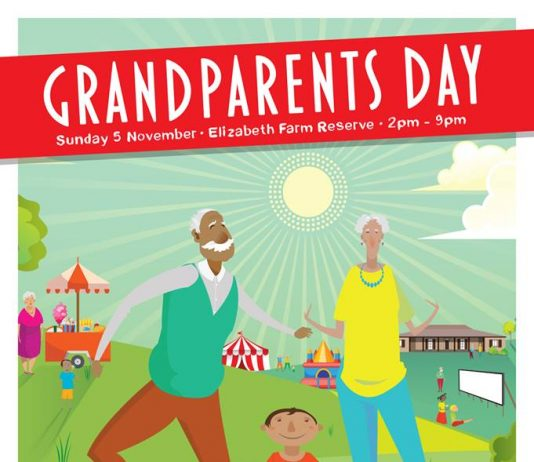 City of Parramatta Grandparents Day