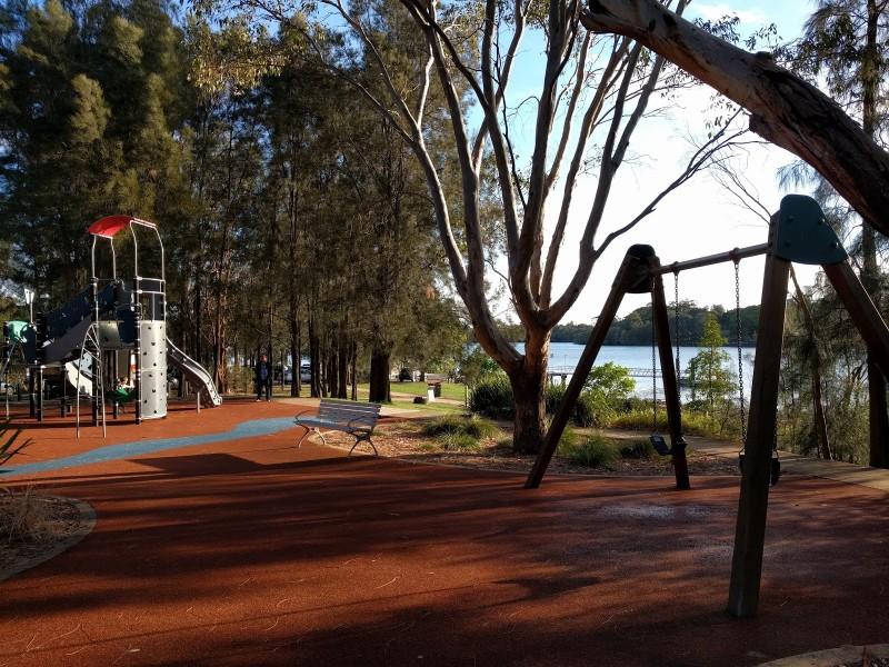 Kissing Point Park
