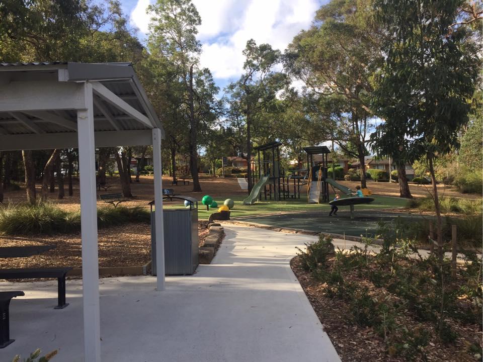 John Curtin Park