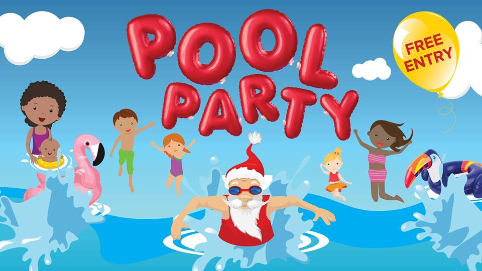 Epping Christmas Pool Party