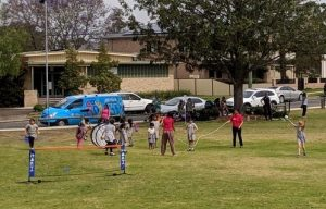 Active Parramatta Van After School Pop-Up Session | Frank Hayes Playground, Wentworthville @ Frank Hayes Playground, Wentworthville | Wentworthville | New South Wales | Australia
