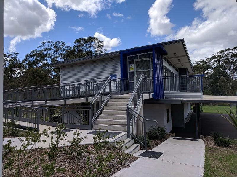 John Curtin Reserve Winston Hills