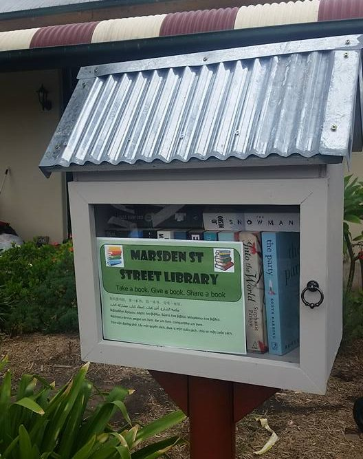 Street Library