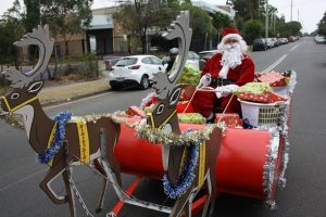 Santa's Sleigh Run | North Rocks @ Various around North Rocks