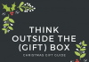 Think Outside The (Gift) Box