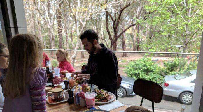 The Bells Road Social Cafe Oatlands