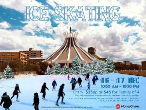 Ice Skating at The Cathedral | Harris Park @ Our Lady of Lebanon Co-Cathedral - Sydney | Harris Park | New South Wales | Australia
