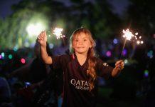 Parramatta's New Years Eve Celebrations