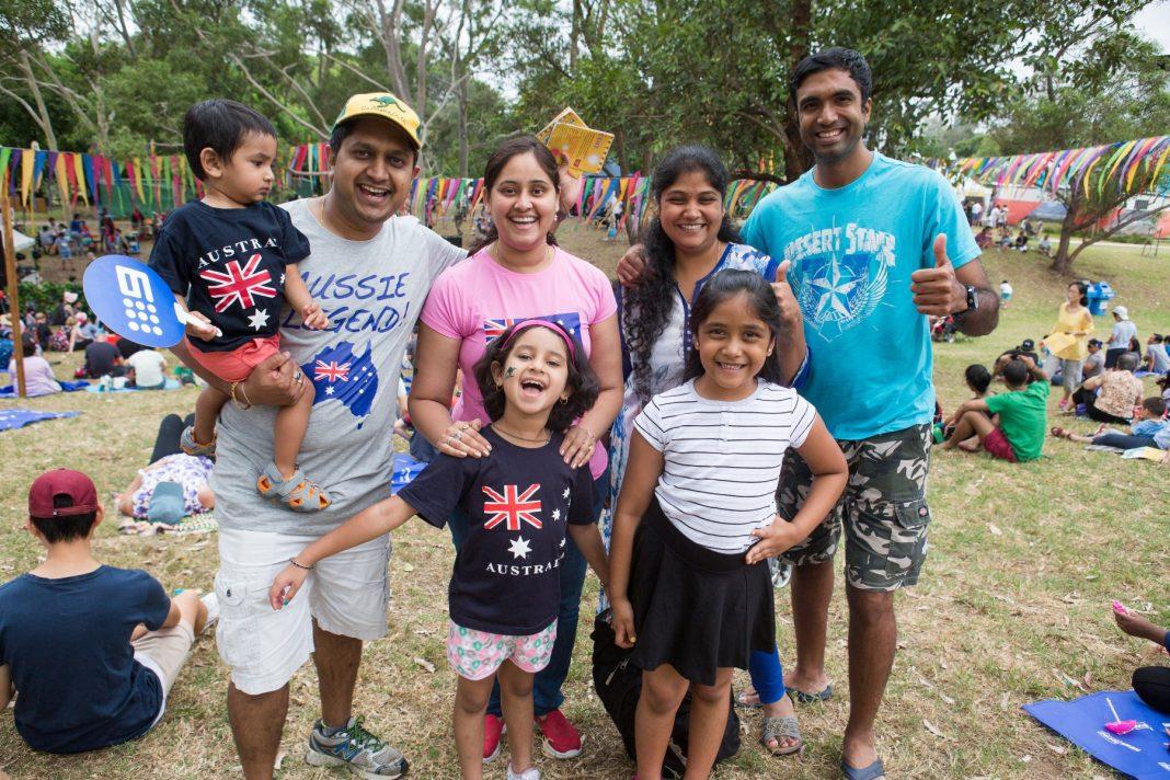 Parramatta's Australia Day 2018