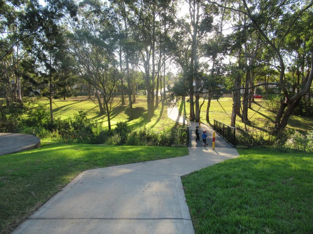 Crestwood Reserve Baulkham Hills