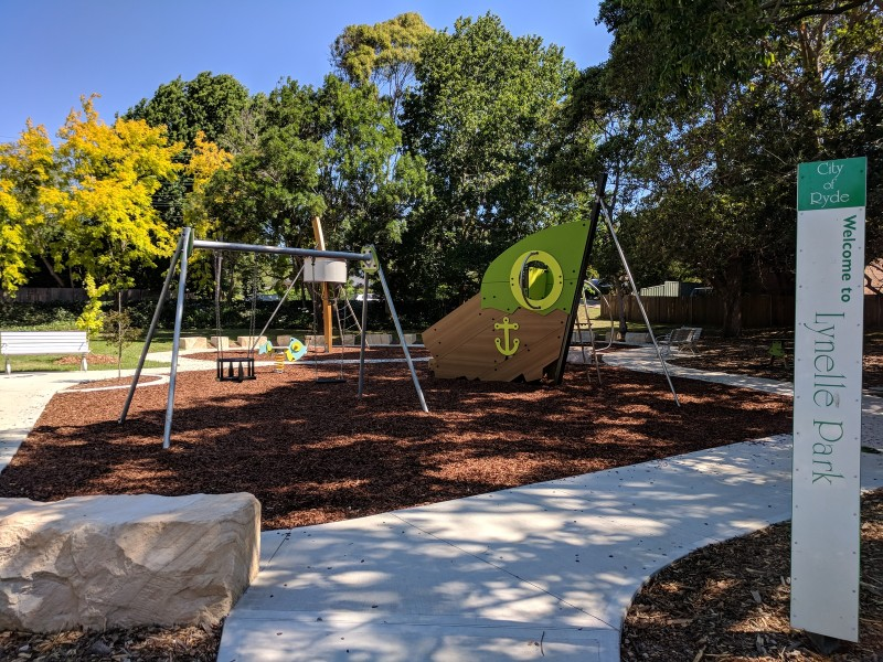 Lynelle Park Eastwood Ryde Playgrounds