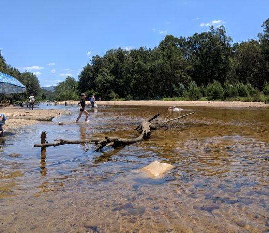 Yarramundi Reserve summer water fun