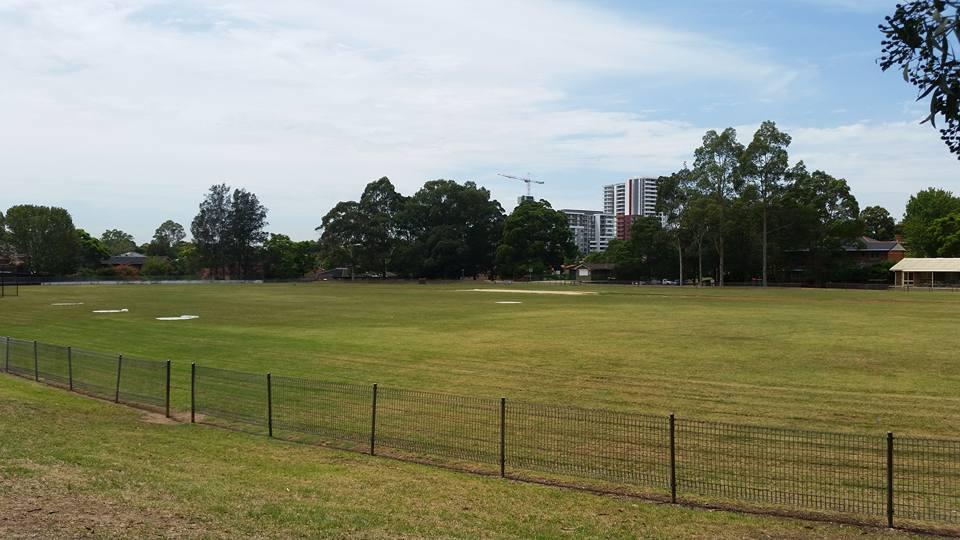 Dunbar Park Marsfield