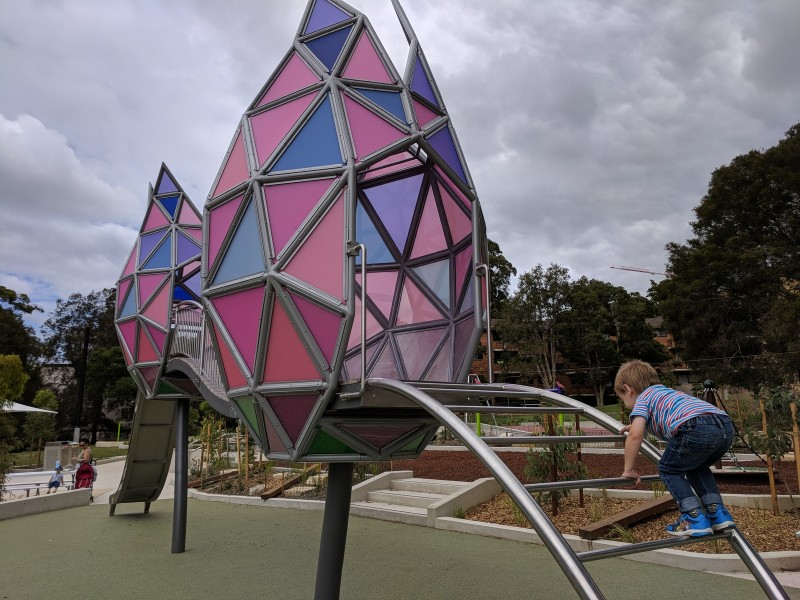 Elouera Reserve Ryde Playgrounds
